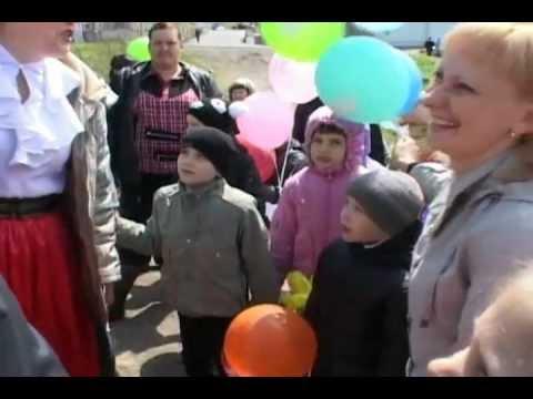 Праздник для детей!!! По дороге на детский праздник с Классной дамой.avi