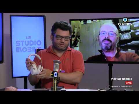 Le Studio Mobile S01E03 : 4G chez Free, Amazon Prime Air, micros drones et casques pour smartphones
