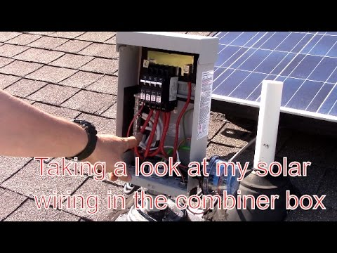 Overview of my solar power in my home. PART II of II