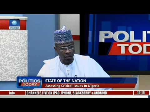 State Of The Nation: APC Government Has Failed The Nigerian People - Yinusa Tanko