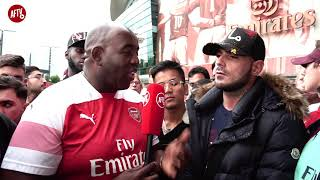 Arsenal 0-2 Man City | Why Didn't Lacazette Start Today??!