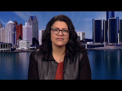 Rashida Tlaib: The Senate's Anti-BDS Bill Is an Unconstitutional Attack on Free Speech