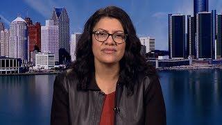 Rashida Tlaib: The Senate's Anti-BDS Bill Is an Unconstitutional Attack on Free Speech