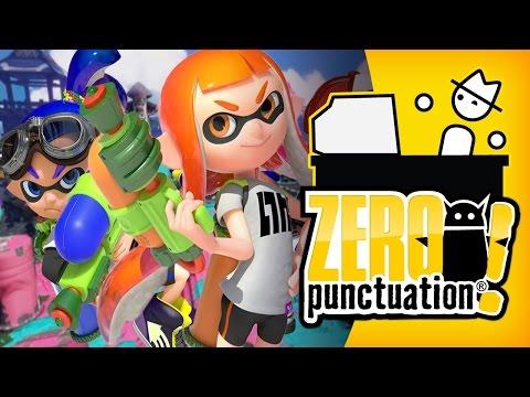 Splatoon - Ink Pun (Zero Punctuation)