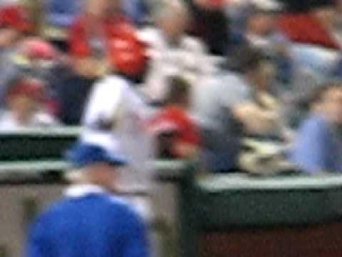 Ryan Howard Homerun April-18-2009 San Diego Padres at Philadelphia Phillies