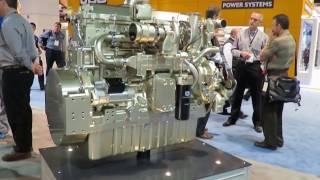 John Deere Unveils New 13.6 Liter Engine at 2017 CONEXPO
