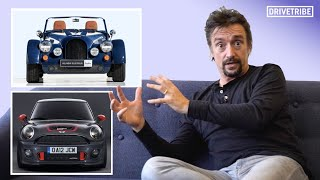 Richard Hammond discusses bringing cars back from the dead