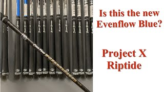 Project X Riptide Graphite Wood Shaft Review