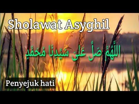 sholawat-asyghil