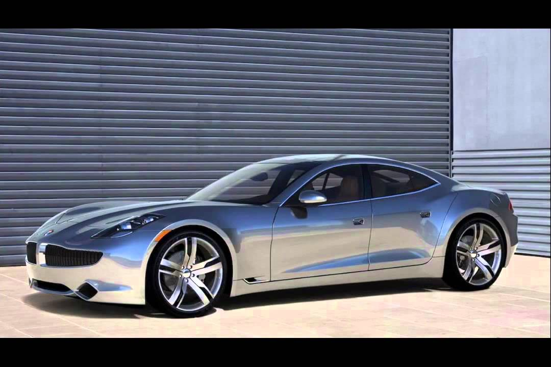 fisker karma - YouTube