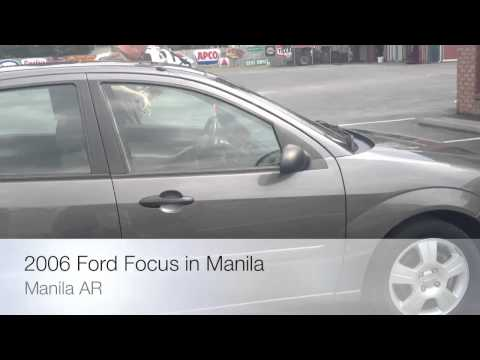 2006 Ford Focus Used Car Manila,AR Towell & Sons Auto Sales