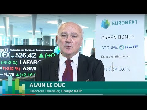 Groupe RATP green bonds