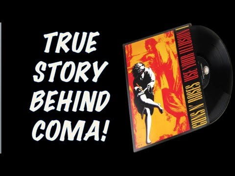 Guns N' Roses: The True Story Behind Coma (Use Your Illusion 1)