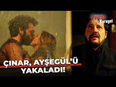 Çınar, Ayşegül'le Poyraz'ı ÖPÜŞÜRKEN YAKALADI! | Poyraz Karayel 73. Bölüm