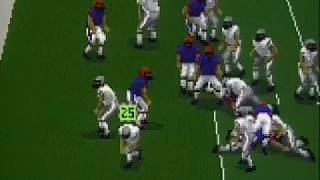Front Page Sports: Football Pro 95 Trailer