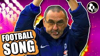 ♫ IS IT TOO LATE TO FIRE SARRI? FOOTBALL SONG | Sorry