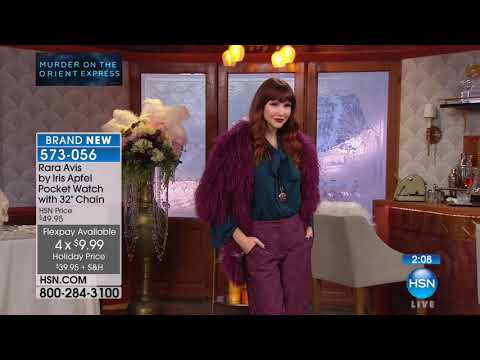 HSN | Murder on the Orient Express Jewelry Collection 11.02.2017 - 11 PM