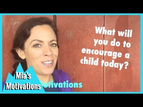 Smiles, Animals, Children and Motivating Others
