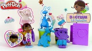 Pâte à Modeler Play-doh Accessoires Doc La Peluche Trousse Du Docteur ♥ Doc Mcstuffins