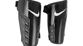 Обзор щитки Nike Park Guard Код - SP0253 067 (распаковка, видеообзор).