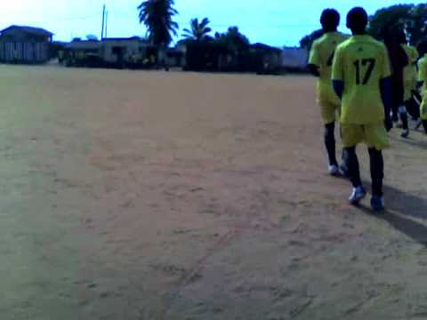 Real Progress Youth Academy - Before the league match
