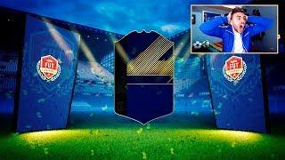 6º TOTY EN SOBRES Y MI MEJOR FUT CHAMPIONS DE FIFA 18 !!