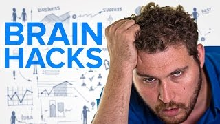 7 Brain Hacks To Improve Your Productivity thumbnail