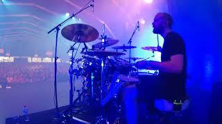 TESSERACT - KING - Jay Postones raw drum cam (ZOOM Q8)