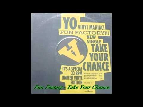 Fun Factory - Take Your Chance (Take The Drum Mix)