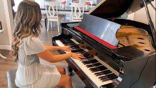 A Thousand Years - Christina Perri (Piano cover) видео