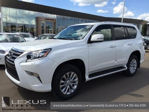 2014 lexus gx 460 4wd premium package review white on. Black Bedroom Furniture Sets. Home Design Ideas