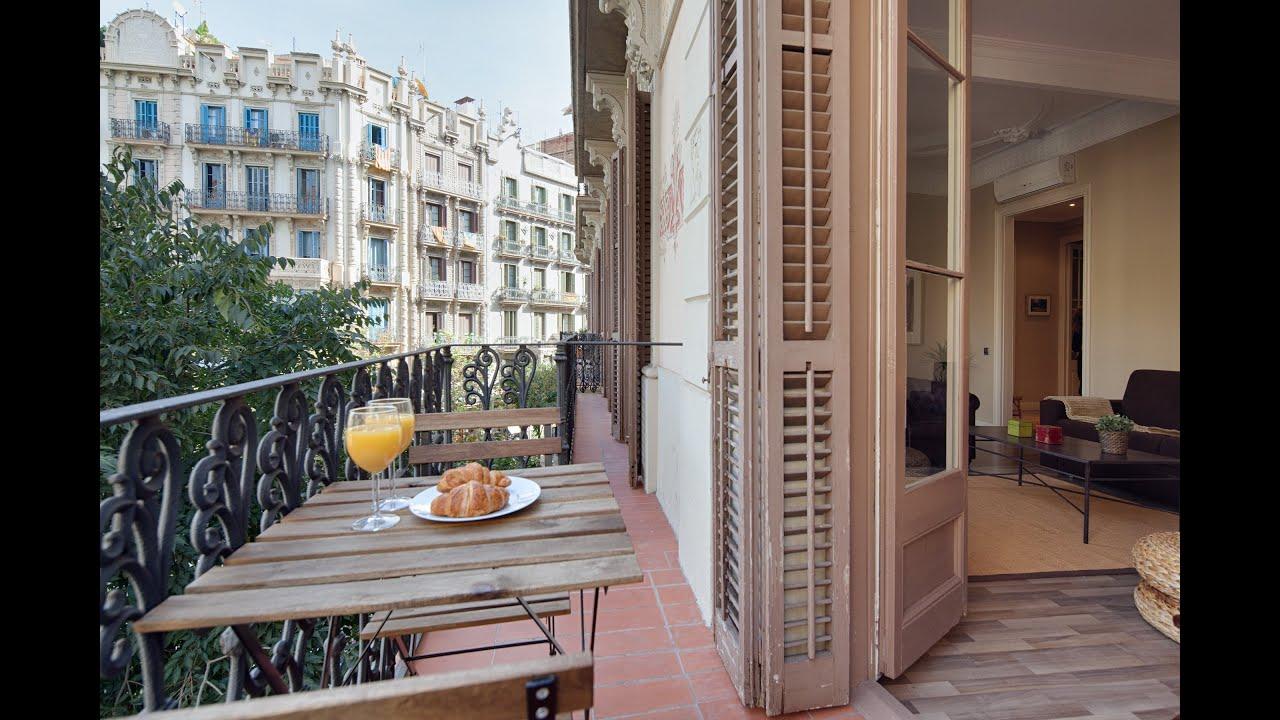 Barcelona Balconies 12 Apartment In Barcelona Habitat