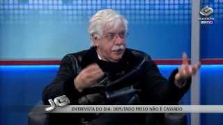 Roberto Romano / DEPUTADO PRESO NÃO É CASSADO