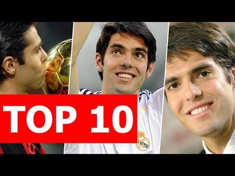 Top 10 điều thú vị về Ricardo Kaká