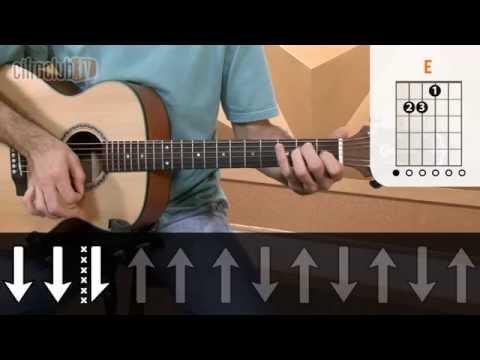 Adrenalina - Luan Santana (aula de violão completa)