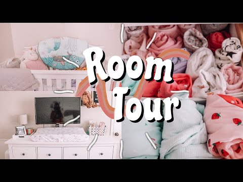 Room Tour: Sharing a room with my newborn baby