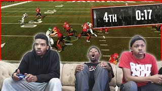 Only 17 SECONDS On The Clock! This Drive DECIDES The Game! - MUT Wars Ep.80