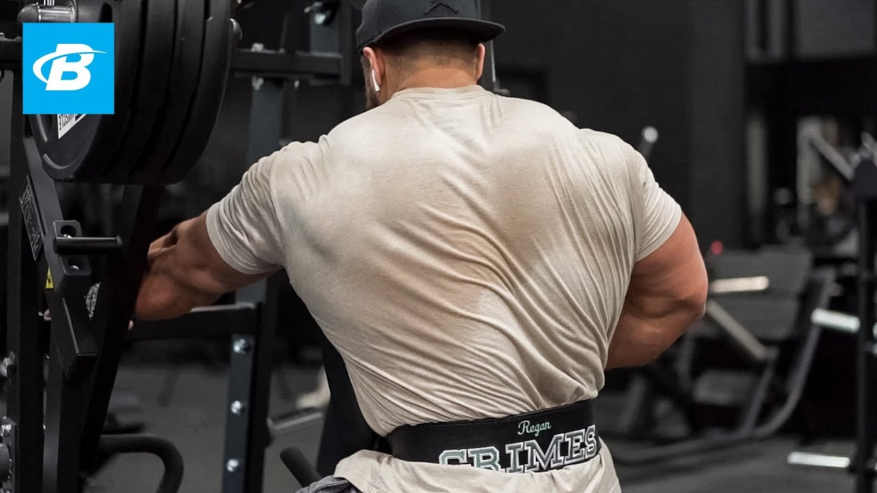 Image result for Bigger Stronger Back Workout | IFBB Pro Regan Grimes