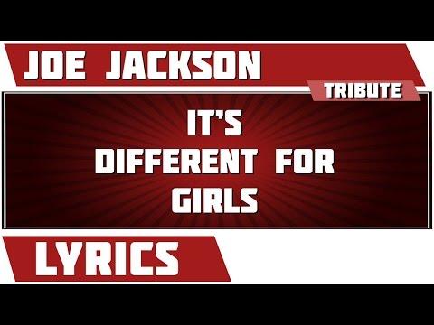It's Different For Girls - Joe Jackson tribute - Lyrics