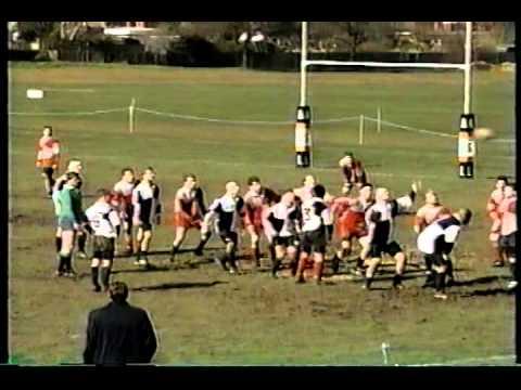 ISST 1995 Rugby Tournament - ISB vs American School of Paris