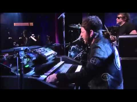 Kasabian: Late Night With David Letterman - Days Are Forgotten