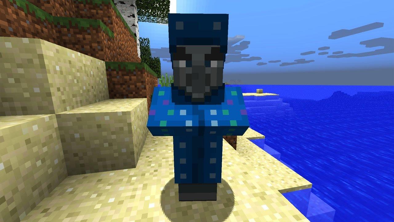 Ein neues Minecraft MOB! - Minecraft Update 1.12 - Snapshot 17w16a