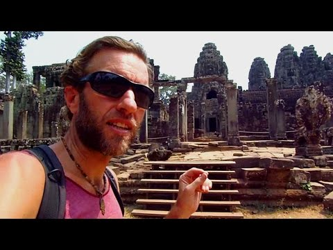 A Tour of ANGKOR WAT: Spectacular Temple City of Cambodia