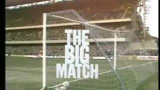 The Big Match theme music 1974-1980