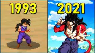 Evolution of Gohan (1993-2021) 悟飯