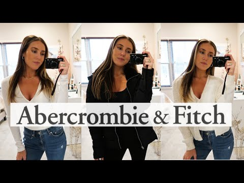 ABERCROMBIE 40-60% OFF SALE!| TRY ON HAUL|WINTERCLOTHES 2019|JORDYNNICOLE