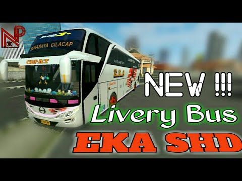 Full Download Livery Bussid Bus Eka Jet Bus 3 New