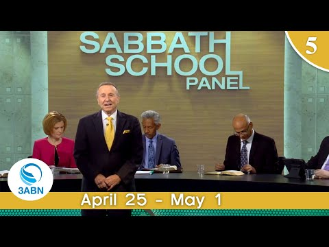 Sabbath School Panel by 3ABN - Lesson 5: By Scripture Alone—Sola Scriptura | 2020
