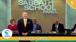 Sabbath School Panel by 3ABN - Lesson 5: By Scripture Alone—Sola Scriptura | 2020