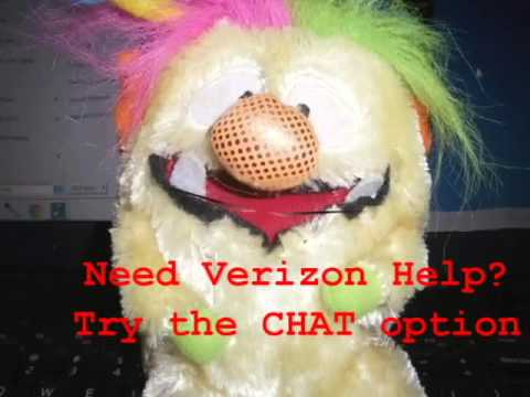 Need Verizon Support?  Try The Chat Option